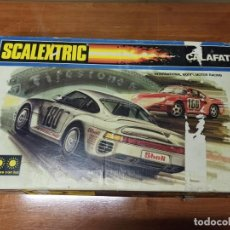 Scalextric: CIRCUITO SCALEXTRIC. Lote 295976783