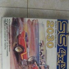 Scalextric: CAJA SCALEXTRIC STS 4X4 PISTA CIRCUITO 2030. Lote 296586783