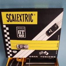 Scalextric: SCALEXTRIC GT 60 EN MINIATURA ESCALA 1/3 MERCEDES 250. Lote 296610173