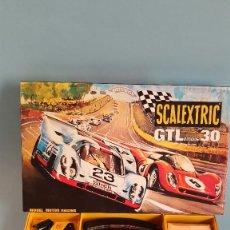Scalextric: SCALEXTRIC GTLEMANS 30 EN MINIATURA ESCALA 1/3 PORSCHES 917. Lote 296610513