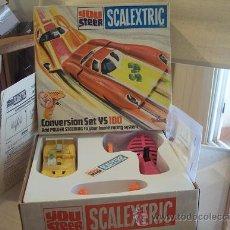 Scalextric: CONVERSION SET YOU STEER SCALEXTRIC TRIANG. NUEVO EN CAJA ORIGINAL.. Lote 27152394