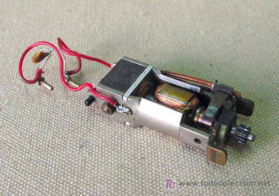 MOTOR ORIGINAL, SLOT CAR SCALEXTRIC, MC LAREN, REF: C - 43 (Juguetes - Slot Cars - Scalextric Pistas y Accesorios)