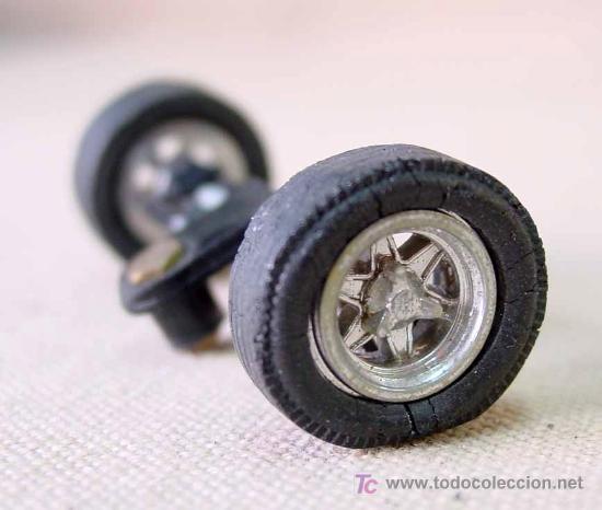 TREN DELANTERO, SLOT CAR SCALEXTRIC, BRM, REF: C - 37 (Juguetes - Slot Cars - Scalextric Pistas y Accesorios)