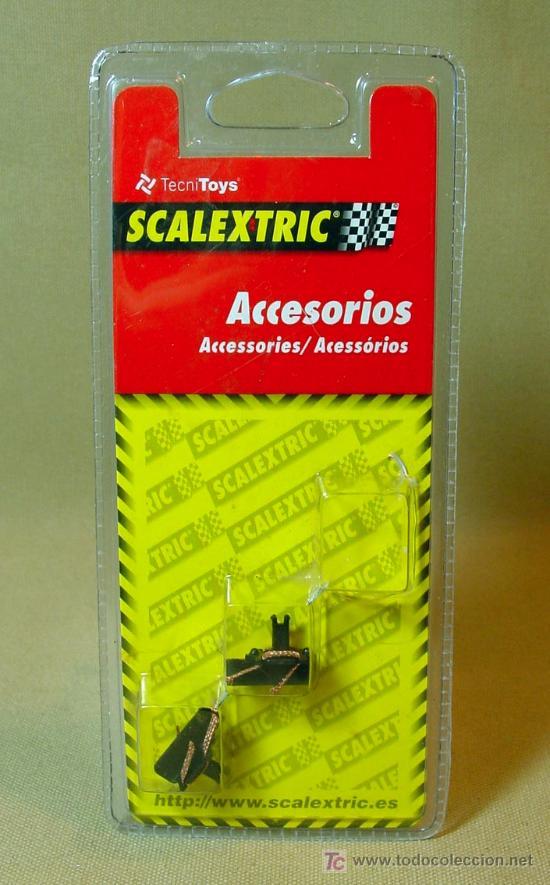GUIA ARS CON TRENCILLAS, ORIGINAL SCALEXTRIC, REFERENCIA 8835 (Juguetes - Slot Cars - Scalextric Pistas y Accesorios)