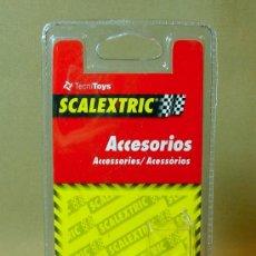 Scalextric: GUIA ARS CON TRENCILLAS, ORIGINAL SCALEXTRIC, REFERENCIA 8835. Lote 16394414