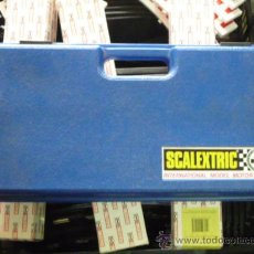 Scalextric: MALETIN DE TRANSPORTE COCHES SCALEXTRIC AÑOS 80. Lote 25166720