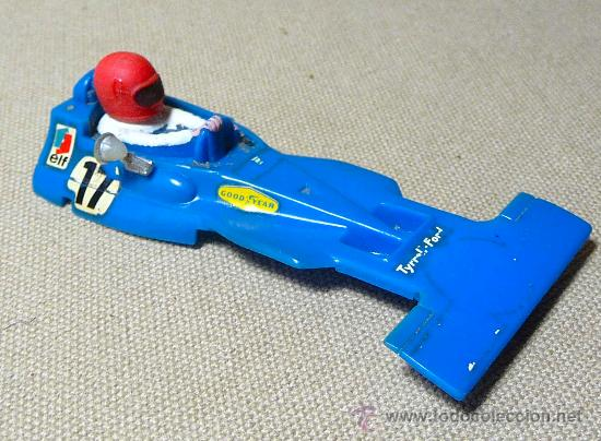 SLOT, CAR, CARROCERIA, TYRRELL FORD, SCALEXTRIC, REF: C - 48 (Juguetes - Slot Cars - Scalextric Pistas y Accesorios)