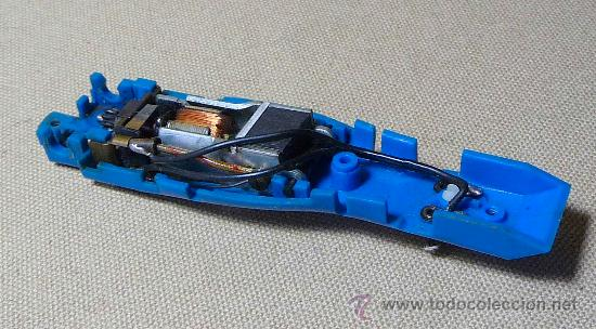 Scalextric: SLOT, CAR, CHASIS CON MOTOR, TYRRELL FORD, SCALEXTRIC, REF: C - 48 - Foto 2 - 21430689