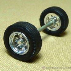 Scalextric: TREN DELANTERO ORIGINAL, SLOT CAR SCALEXTRIC, CHAPARRAL GT, REF: C - 40, 1970S. Lote 21532983