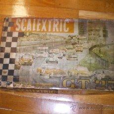 CAJA CIRCUITO SCALEXTRIC GT-25