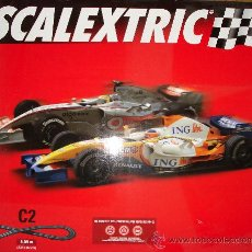 Scalextric: LOTE SCALEXTRIC: CIRCUITOS Y ACCESORIOS.. Lote 23710697