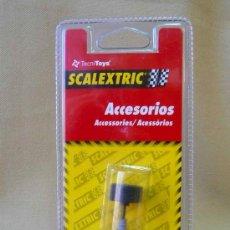 Scalextric: TREN DE RUEDAS POSTERIOR, NEUMATICOS, ORIGINAL SCALEXTRIC, , CHEVROLET NASCAR, REF: 8788. Lote 24195228
