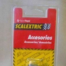 Scalextric: TREN DE RUEDAS POSTERIOR, NEUMATICOS, ORIGINAL SCALEXTRIC, PEUGEOT, 406, REF:8780. Lote 24195595