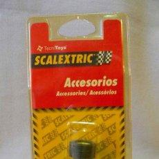 Scalextric: TREN DE RUEDAS POSTERIOR, NEUMATICOS, ORIGINAL SCALEXTRIC, PEUGEOT, 406, REF:8780. Lote 24196196
