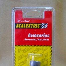 Scalextric: TREN DE RUEDAS POSTERIOR, NEUMATICOS, ORIGINAL SCALEXTRIC, AUDI TT R, REF:8836. Lote 24196256