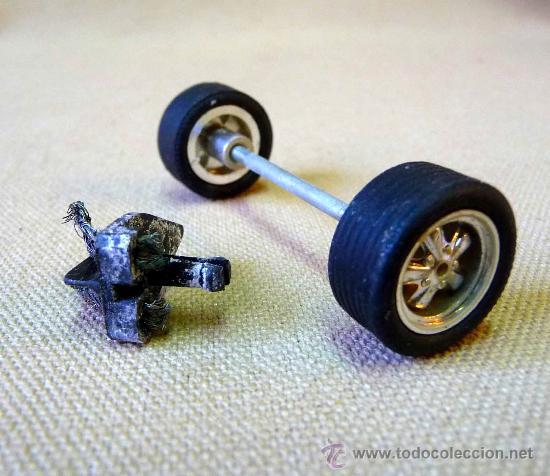 TREN DELANTERO ORIGINAL SCALEXTRIC, PORCHE 935, REF: 4067 (Juguetes - Slot Cars - Scalextric Pistas y Accesorios)