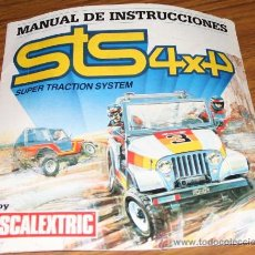Scalextric: STS 4X4 - SCALEXTRIC. Lote 25609583