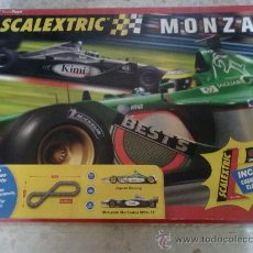 Scalextric: SCALECTRIC MONZA COMPLETO. Lote 26561255