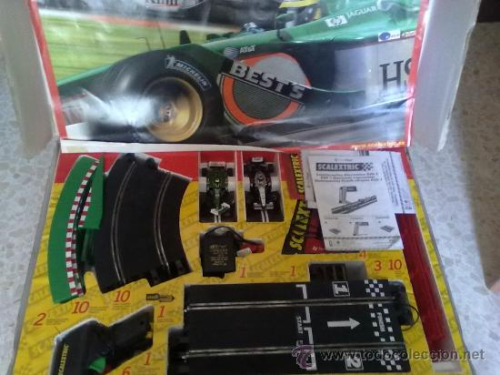 Scalextric: scalectric monza completo - Foto 3 - 26561255