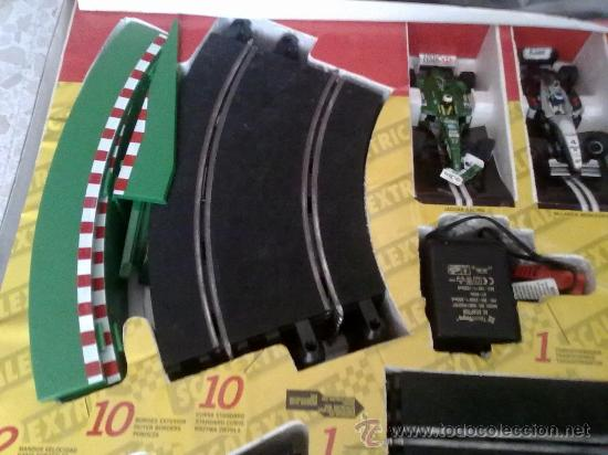 Scalextric: scalectric monza completo - Foto 6 - 26561255
