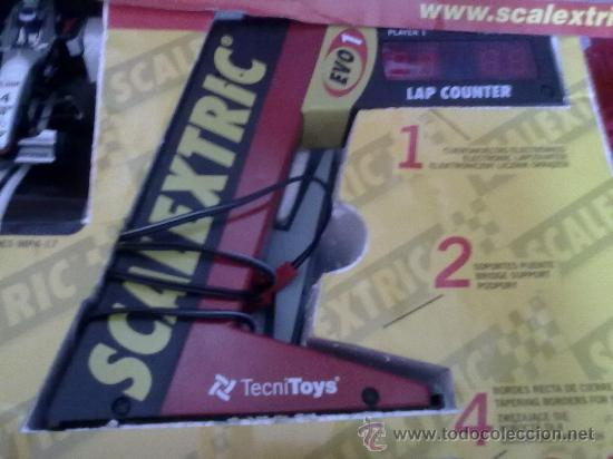 Scalextric: scalectric monza completo - Foto 9 - 26561255