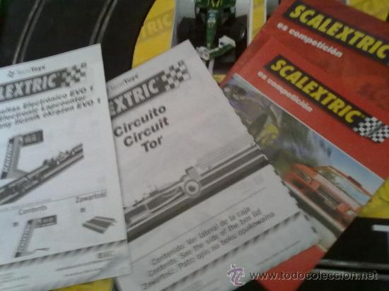 Scalextric: scalectric monza completo - Foto 10 - 26561255