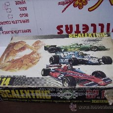 Scalextric: SCALEXTRIC COMPLETO GP14 CON 2 BRAHANT. Lote 27315990