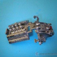 Scalextric: SCALEXTRIC MOTOR SIMULADO LIGIER COMPLETO. Lote 48204257