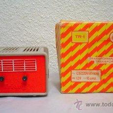 Scalextric: ANTIGUO TRANSFORMADOR-RECTIFICADOR PARA SCALECTRIX.. Lote 33102815