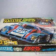 Scalextric: SCALEXTRIC GP-25. Lote 28764816