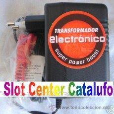 Scalextric: TRANSFORMADOR SUPER POWER BOOST NUEVO. Lote 140199826