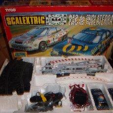 Scalextric: CIRCUITO RAC DE INGLATERRA DE SCALEXTRIC. Lote 29307145