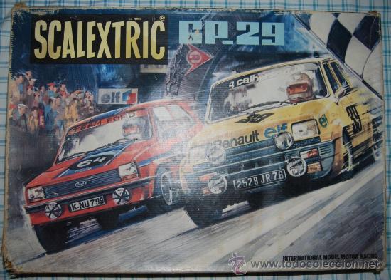 CIRCUITO SCALEXTRIC EXIN GP 29 (Juguetes - Slot Cars - Scalextric Pistas y Accesorios)