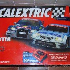 Scalextric: CAJA DE SCALEXTRIC. C3. DTM. MUY BIEN!!!! OFERTA. Lote 29765419