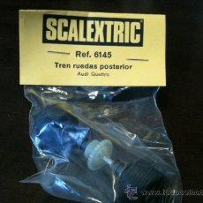 Scalextric: AUDI QUATTRO SCALEXTRIC TREN RUEDAS POSTERIOR SLOT CAR. Lote 30029372