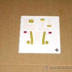 Scalextric: CALCAS TIRRELL P-34 DE SCALEXTRIC EXIN. Lote 255943645
