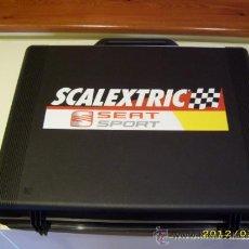 Scalextric: MALETIN SCALEXTRIC DE ALTAYA Y PLANETA.. Lote 122630551