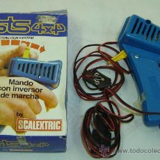 Scalextric: MANDO INVERSOR DE MARCHA SCALEXTRIC STS 4X4-REF.2300-NUEVO PROCEDENTE JUGUETERIA. Lote 31633100