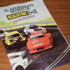 Scalextric: SCALEXTRIC. Lote 32265430