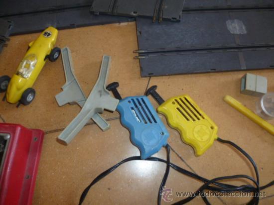 Scalextric: Lote de Pista y acesorios. (ver fotos) - Foto 12 - 32293571
