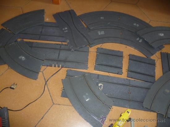 Scalextric: Lote de Pista y acesorios. (ver fotos) - Foto 15 - 32293571