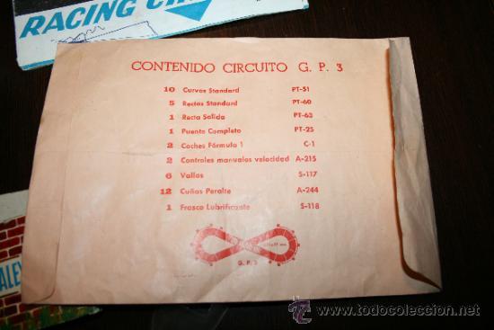 Scalextric: LOTE VARIOS ELEMENTOS SCALEXTRIC AÑOS 70 PARA PIEZAS O RESTAURAR - Foto 6 - 32478964