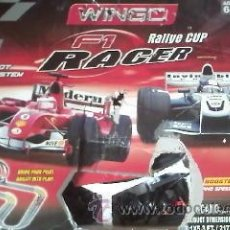 Scalextric: ESCALEXTRIC WINGO FORMULA 1 RALLY CUP RACER.. Lote 45407786