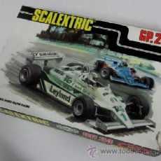 Scalextric: SCALEXTRIC GP 24. Lote 34887120