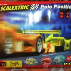 Scalextric: EXCALEXTRIX POLE POSITION. Lote 35111520