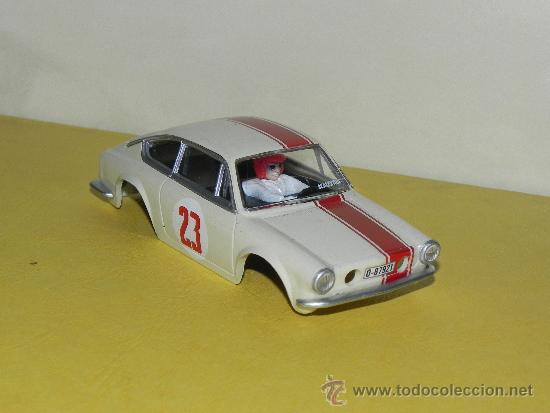 CARROCERIA, SEAT 850 COUPE, SCALEXTRIC (Juguetes - Slot Cars - Scalextric Pistas y Accesorios)