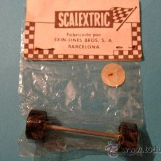 Scalextric: SCALEXTRIC EXIN ORIGINAL: TREN DELANTERO FERRARI B3. REF. 6027 (NUEVO EN SU BLSITER ). Lote 35837319
