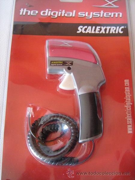 SCALEXTRIC DIGITAL SYSTEM. MANDO PARA DIGITAL (Juguetes - Slot Cars - Scalextric Pistas y Accesorios)