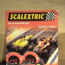 Scalextric: LOTE PUBLICIDAD SCALEXTRIC 2000-2001 Q1. Lote 149144206