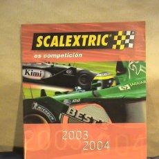 Scalextric - LOTE PUBLICIDAD SCALEXTRIC 2003-2004 Q-2 - 36436677